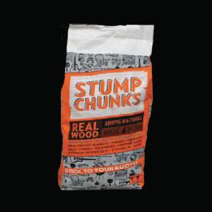 Stump Chunks Large Bag