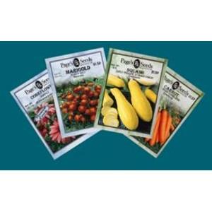 Page's Premium Garden Seeds