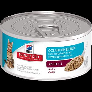 Science Diet Feline Savory Seafood