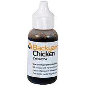 Backyard Chicken Zyfend A