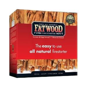 Fatwood Firestarter