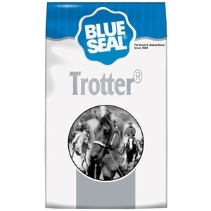$1.00 Off Blue Seal Trotter Horse Feed