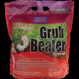 Annual Grub Beater