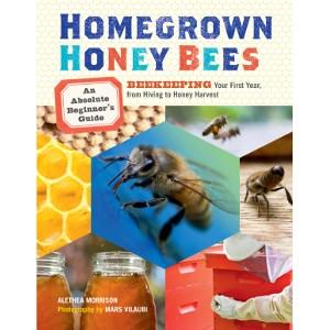 Homegrown Honey Bees Book