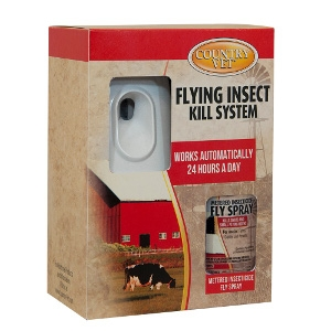 Automatic Control Kit- Mosquito and Fly Kill System