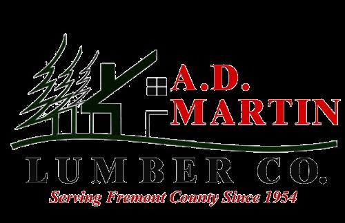 A.D. Martin Lumber Logo