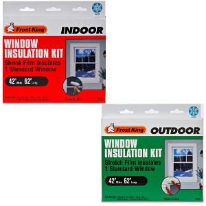 Window Insulation Kits