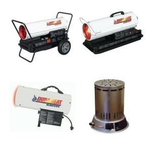DuraHeat Jobsite Heaters