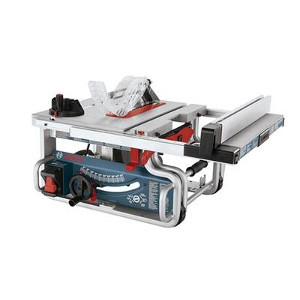10 In. Portable Jobsite Table Saw