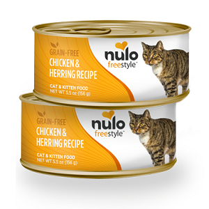 Nulo FreeStyle™ Canned Chicken & Herring Recipe