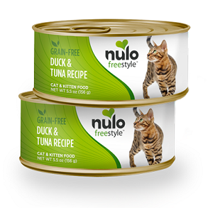 Nulo FreeStyle™ Canned Duck & Tuna Recipe