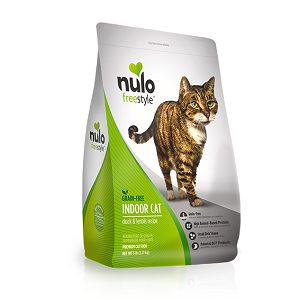 Nulo FreeStyle™ Indoor Cat Duck & Lentils Recipe