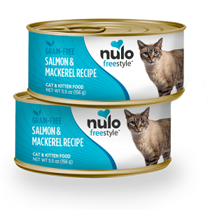 Nulo FreeStyle™ Canned Salmon & Mackerel Recipe