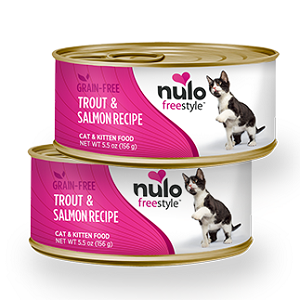 Nulo FreeStyle™ Canned Trout & Salmon Recipe