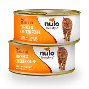 Nulo FreeStyle™ Canned Turkey & Chicken Recipe