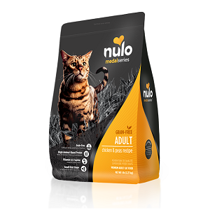 Nulo MedalSeries™ Adult Cat Chicken & Peas Recipe