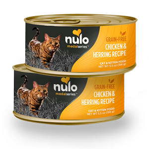 Nulo MedalSeries™ Canned Chicken & Herring Recipe