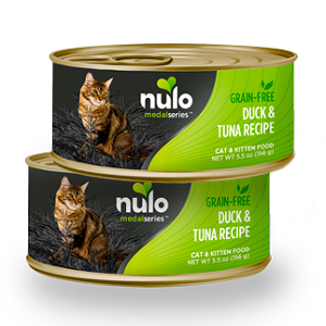 Nulo MedalSeries™ Canned Duck & Tuna Recipe