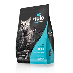 Nulo MedalSeries™ Adult Cat Salmon & Lentils Recipe