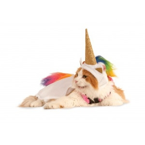 Rubie's Costume Company Unicorn Cape With Hood