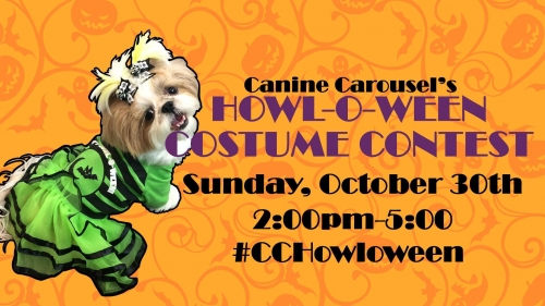 Howl-O-Ween Costume Contest