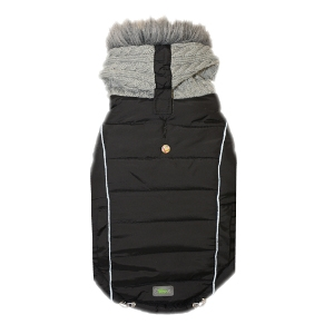 Go Fresh Pet® Jacket with Knit Hood