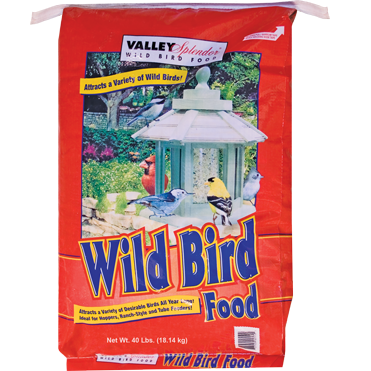Valley Splendor Wild Bird Mix