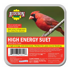 Audubon High Energy Suet