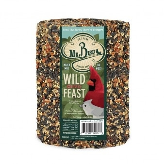 Mr. Bird WildBird Feast Cylinder