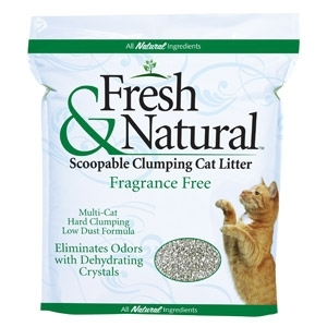 $2.00 Off Fresh & Natural 40 lb. Cat Litter