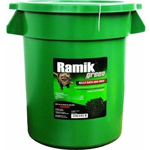 Ramik Green Nuggets Pouch Brute 4 Lb.