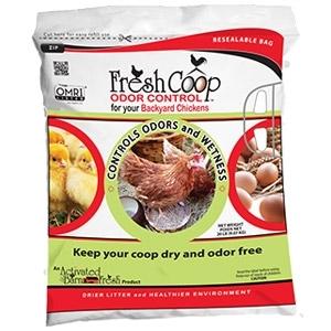 Fresh Coop Odor Control