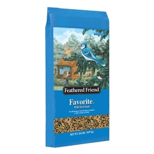 Feathered Friends Favorite Wild Bird Seed 40 lb.