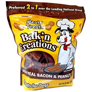 $2.00 Off Bak N' Creation Treats