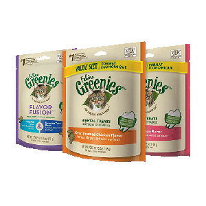 Feline Greenies Dental Treat