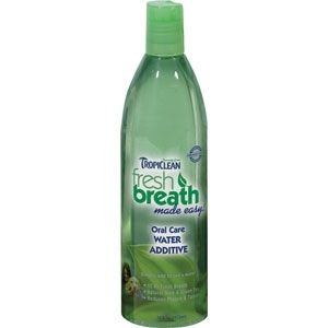 $1.00 Off Tropiclean Fresh Breath