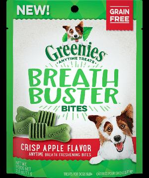 Breath Buster™ Bites Crisp Apple Flavor Treats