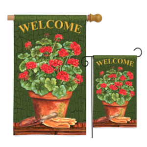 15% Off Briarwood Lane Garden Flags