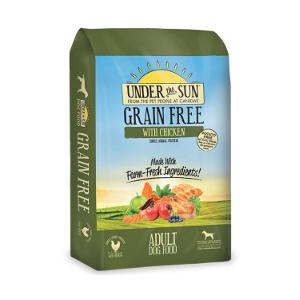 Under the Sun® Grain-FreeChicken Dog Food