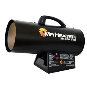 Propane Heater 30,000-60,000 BTU