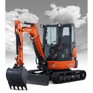 U-Series Compact Excavator