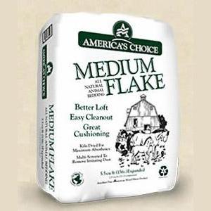 America's Choice Medium Flake Bedding