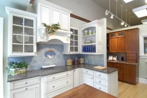 Kitchen style display