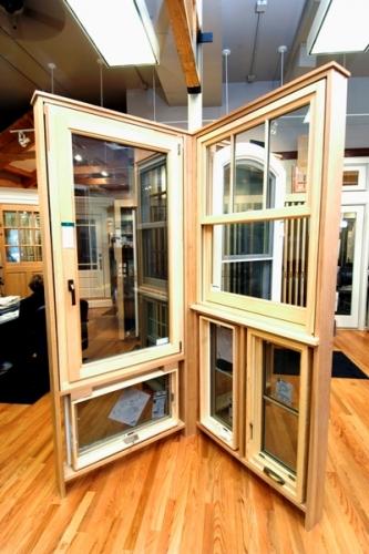Window style display