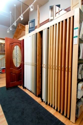 Door style display