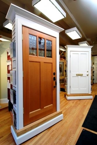 Door style display