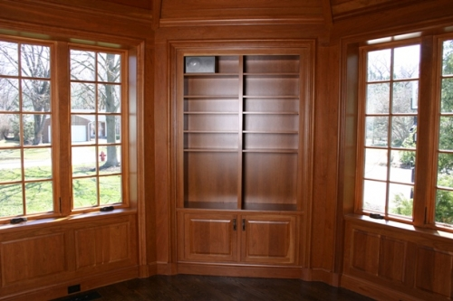 Cabinet view