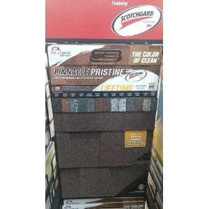 Pinnacle Pristine High Performance Architectural Shingles