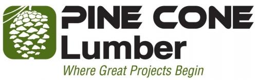 Pine Cone Lumber Company Logo