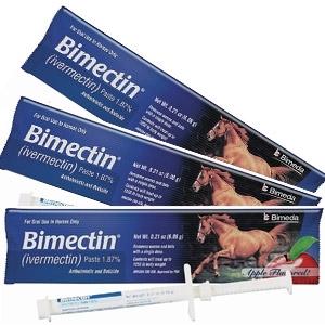 Bimectin® Paste 1.87% (ivermectin)